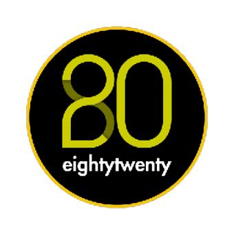 Eighty Twenty company logo