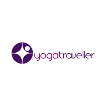 Logo for Yoga Traveller